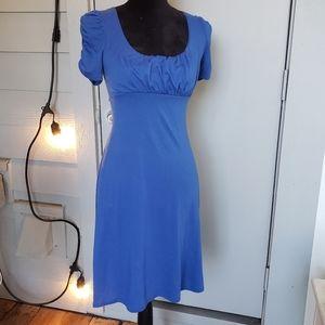 🌻 Wet seal blue cotton long dress